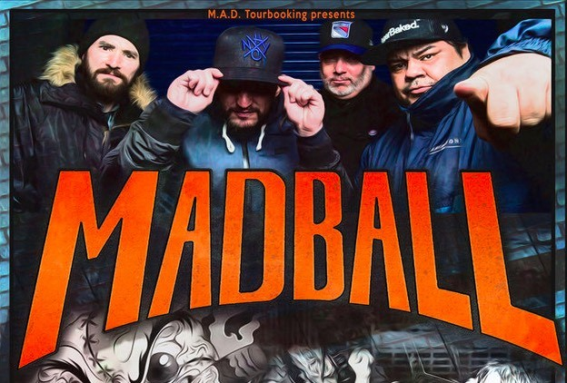MADBALLEuropa Tour