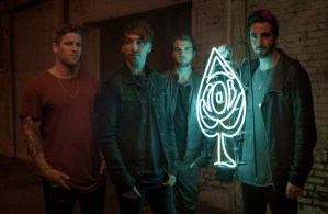 All Time Low Interview Punkrock Band 2017 Last Young renegade Record foto