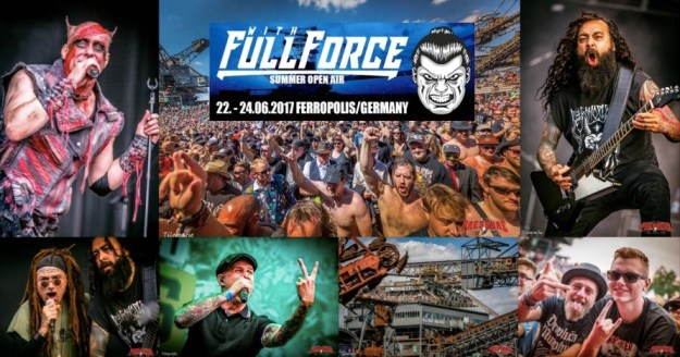 Konzertfotos With Full Force Festival 2017 Pressure Magazine Foto: Tilo Klein