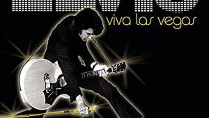 Elvis Presley Viva las vegas album cover