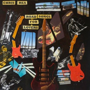 Chris Rea Road Songs Album Cover VÖ: 29.9.2017