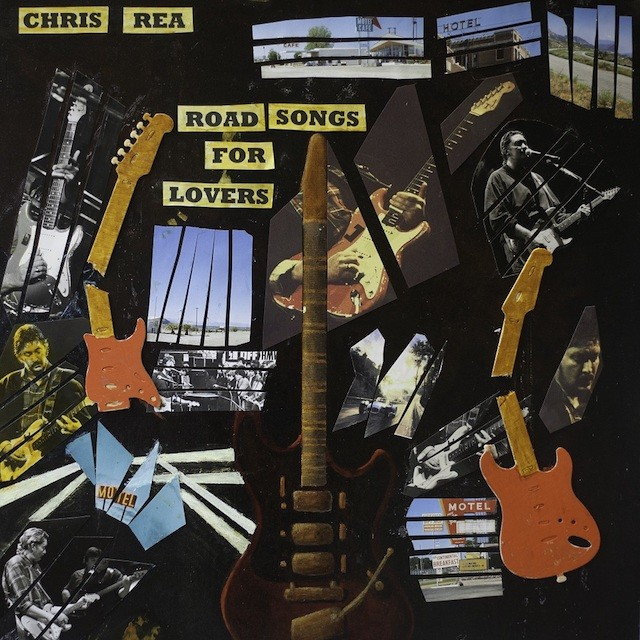 Chris Rea Road Songs Album Cover VÖ: 29.9.2017