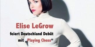 """News: Stimm-Gigantin Elise LeGrow feiert Deutschland Debüt mit """"Playing Chess"""" Frühjahr 2018"""