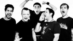 Terrorgruppe Tour 2018 Punk Band Blechdose Best-Of Album