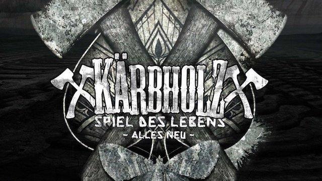 Albumcover KÄRBHOLZ Spiel des Lebens 2017 Neuaufnahme Review Kritik Pressure Magazine