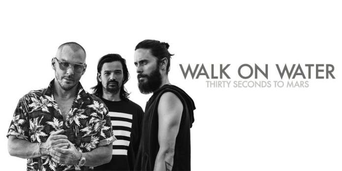 30 Seconds to Mars - Video zu Walk on Water Tour 2018 Tickets Termine