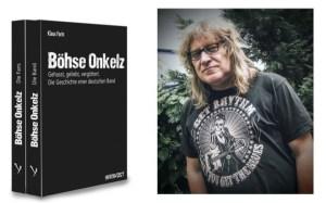 """Interview Klaus Farin vom Hirnkost Verlag zu Onkelz-Fans Buch """"Gehasst geliebt vergöttert"""" 2017"""