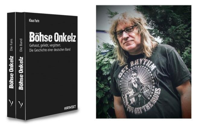 Jugendforscher Klaus Farin über das Phänomen Böhse Onkelz und ihre Fans