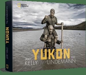 YUKON Bildband Joey Kelly und Till Lindemann Reise © National Geographic Verlag