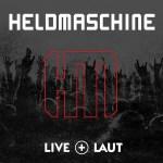 Heldmaschine livelaut cd album cover