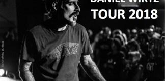 """Daniel Wirtz Tour 2018 Tickets - Aktuelles Album """"Die Fünfte Dimension"""""""