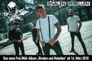 Frei.Wild Rivalen und Rebellen Album Pressure Magazine