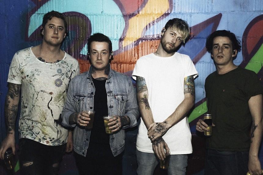 """Deaf Havana mit neuem Video """"Holy"""" –  ab 20.02. auf """"Rituals"""" Tour"""