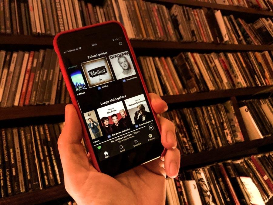 Musik Streaming: Die Veränderung der Musikindustrie durch Streamingdienste