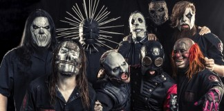 slipknot bandfoto
