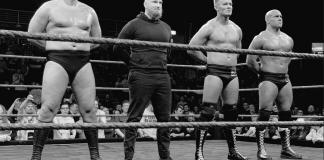 WWE NXT UK Wrestling-Superstar Alexander Wolfe im Interview Foto: WWE