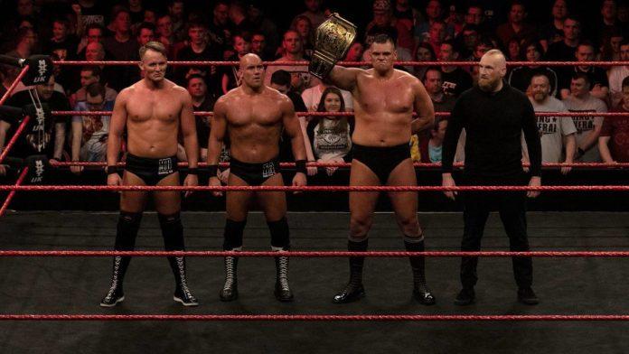 NXT UK Foto Copyright: WWE / WWE.com