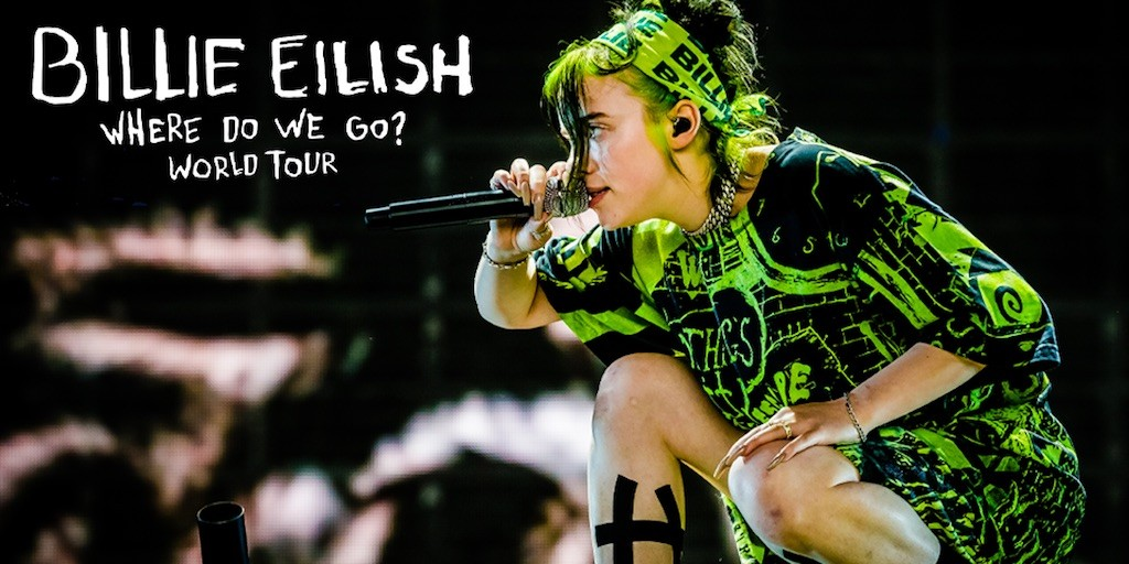 Billie Eilish Tickets im Vorverkauf