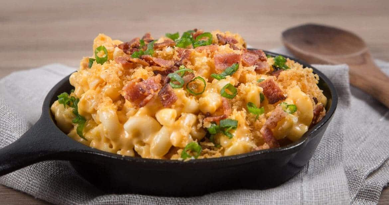 Main Dish Go Mac And Cheese