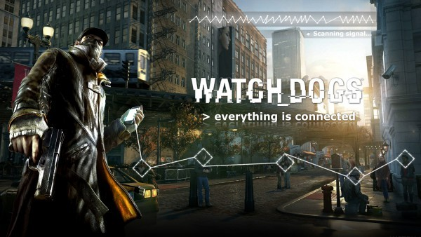 WatchDogs games-artwork