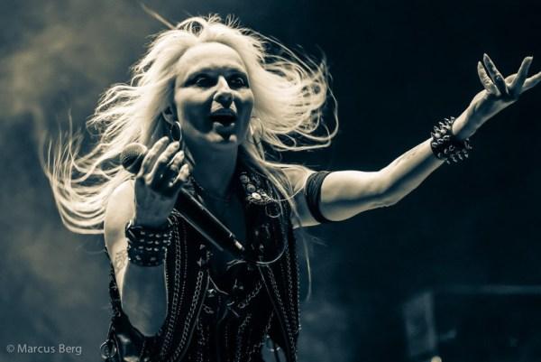 Doro Pesch Metal-Queen Foto Credits: Marcus Liprecht