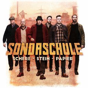Albumcover: Sondaschule Schere Stein Papier 2017
