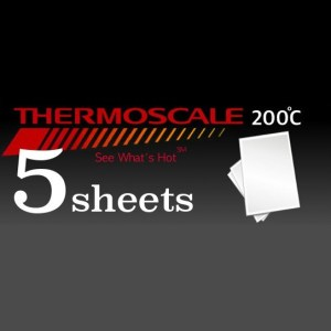 Thermoscale TS200C 5-Sheet Pack