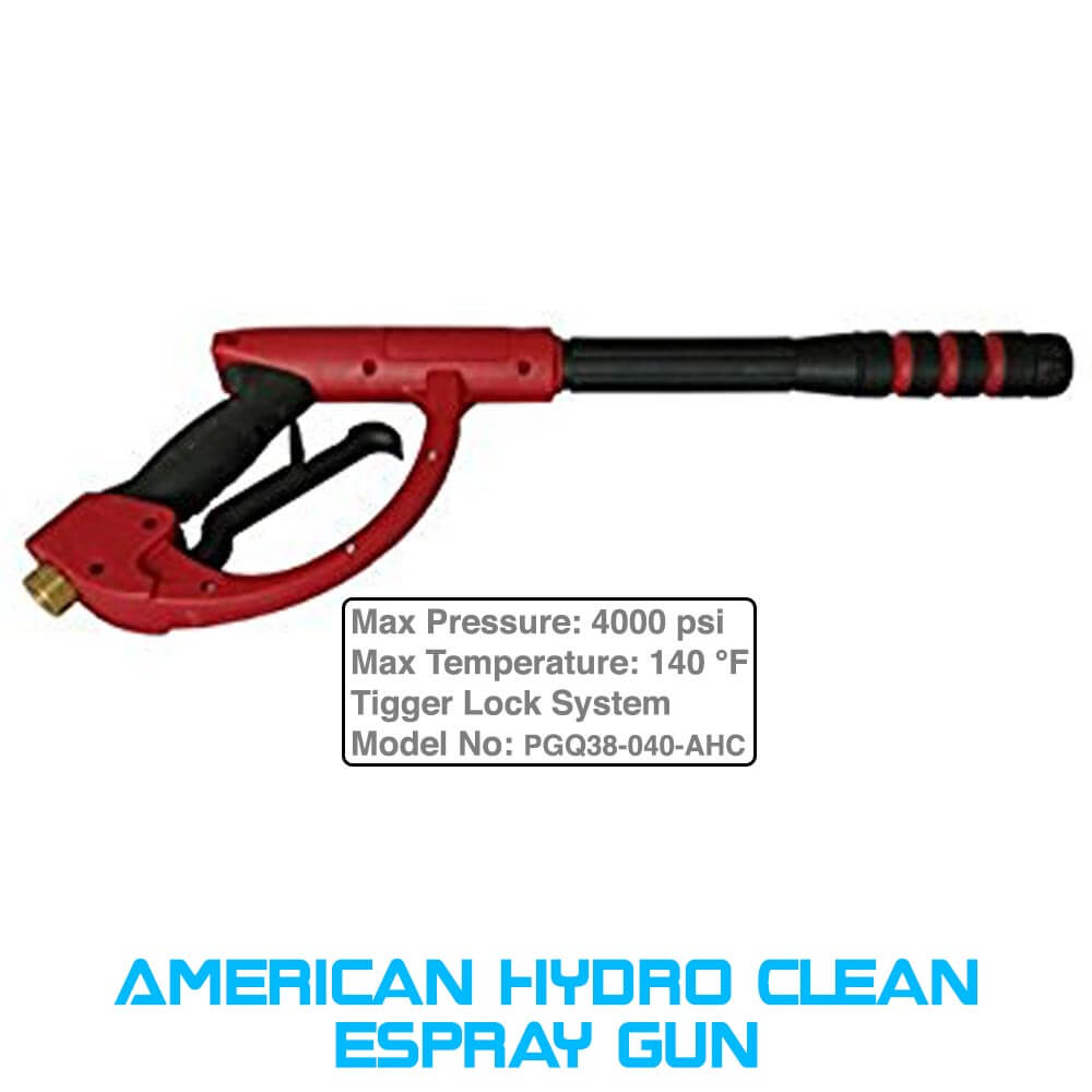 Top 5 Pressure Washer Spray Gun