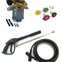 3000 psi PRESSURE WASHER PUMP & SPRAY KIT - fits Honda Excell Ridgid Blackmax by The ROP Shop