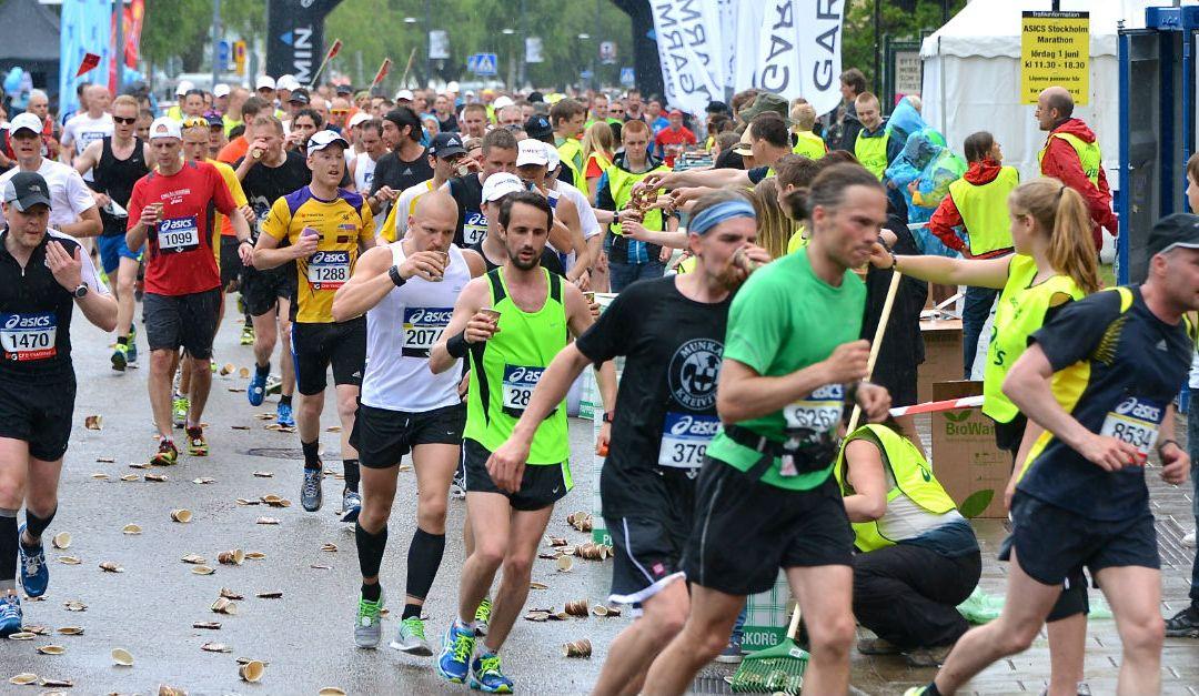 Prestera bättre på Stockholm Marathon