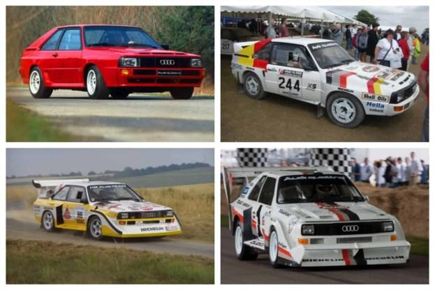 Audi Sport Rally
