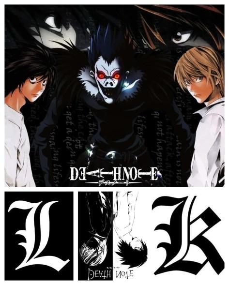 Death Note: Kira vs L