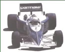 Patrese Brabham Bmw BT52