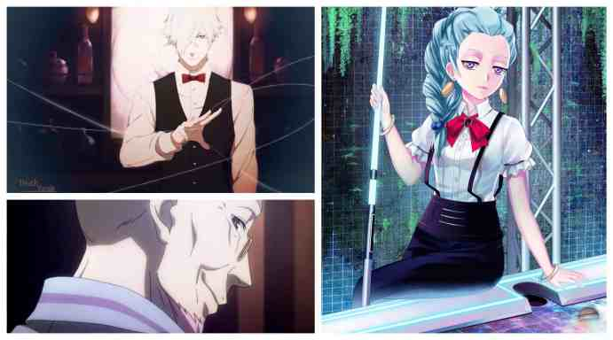 Death-Parade characters
