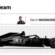 Haas 2020 F1