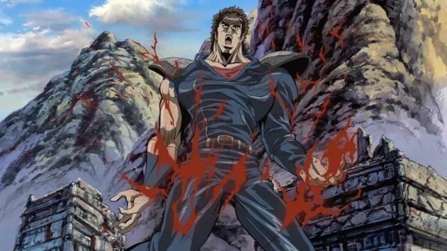 The legend of the true savior Ken