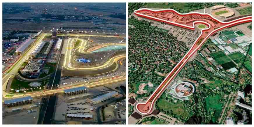 Bahrein-Vietnam GP F1