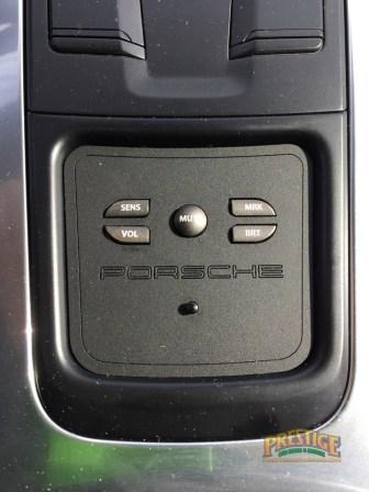 Porsche Cayman Radar Detector