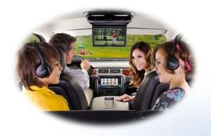 Rear-Seat Entertainment