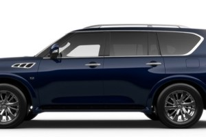 Infiniti QX80 Audio
