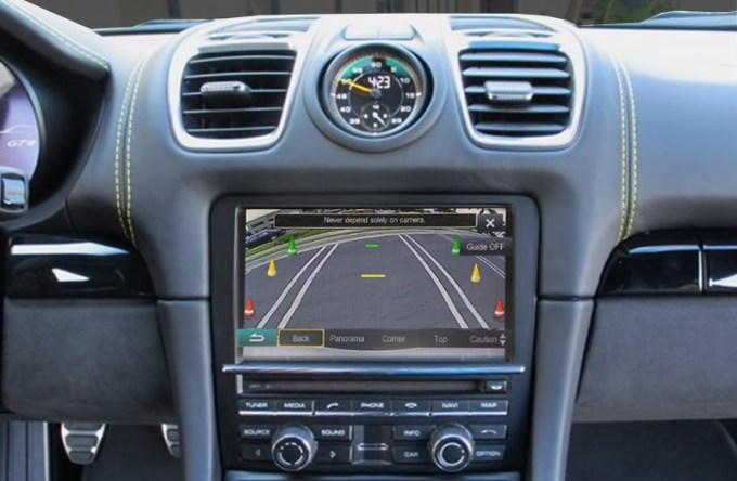 Blind Spot Systems