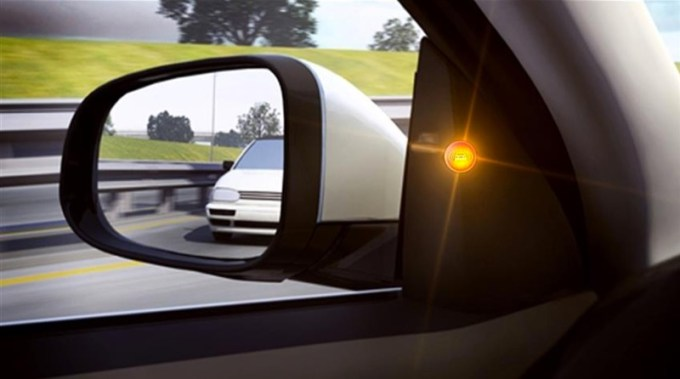 Blind Spot Monitoring Solutions From Prestige