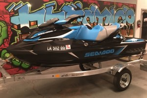 Metairie Client Comes to Prestige for SeaDoo RXT260 Stereo System