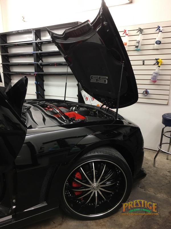Chevy Camaro Upgrades