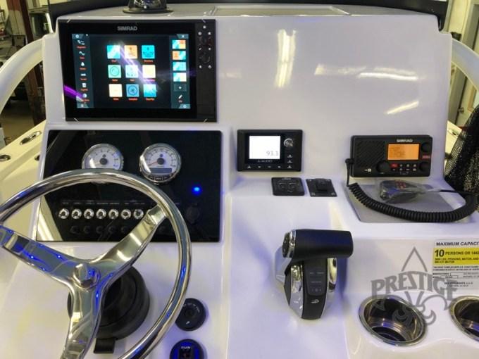 Sea Pro Stereo