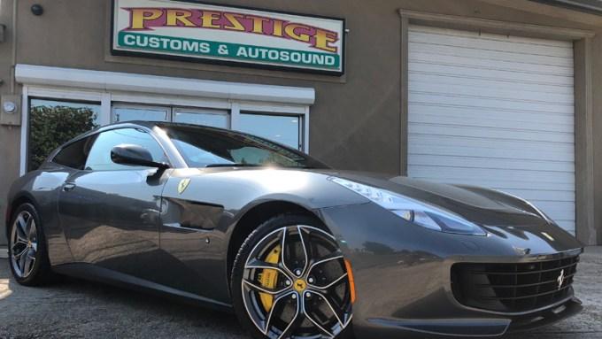Ferrari Radar