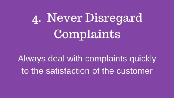 1.-Always-Welcome-Your-Customer-4 6 Customer Rules Guaranteed To Grow Your Business