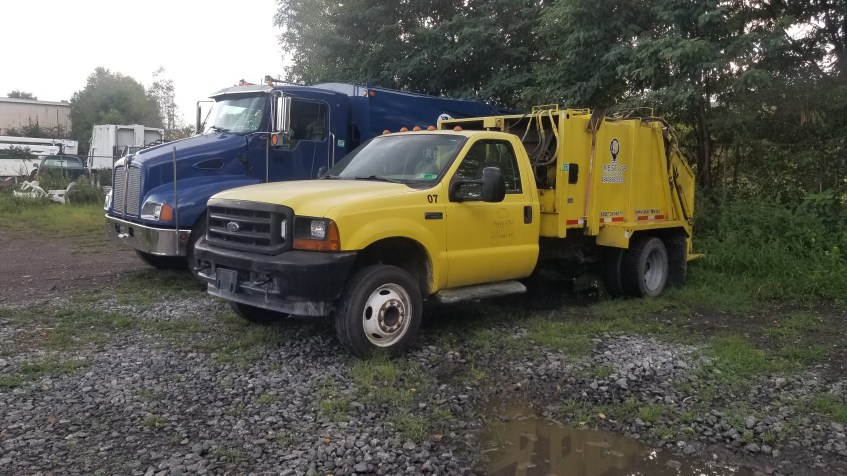 Commercial Waste Collection Tunkhannock PA