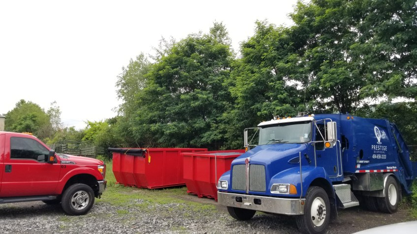 Weekly garbage collection in tunkhannock, pa