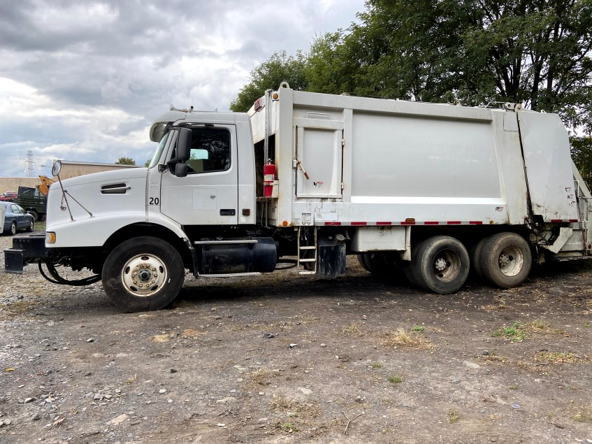 Commercial dumpster service in Tunkhannock, PA
